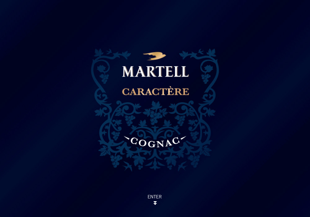 Martell Caractère